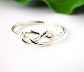 Infinity Knot Ring--..